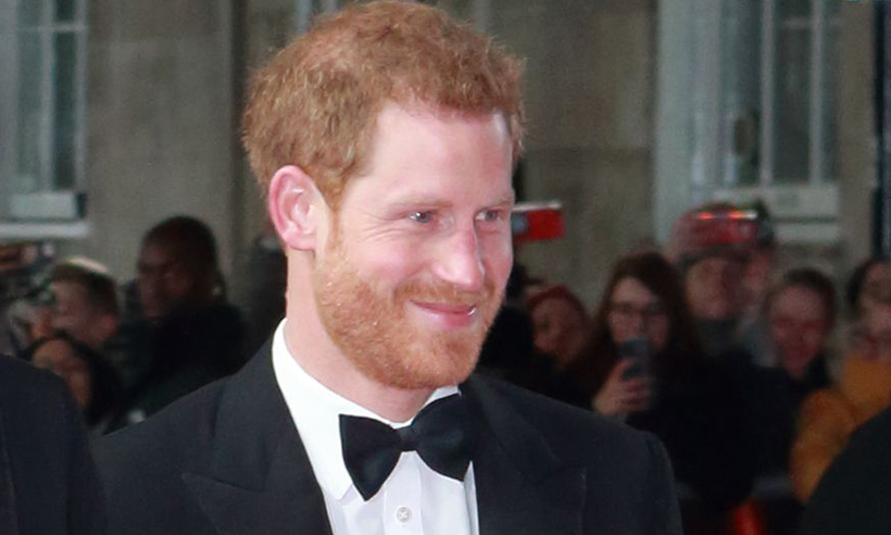 Prince Harry to interview surprise guest on Radio 4's Today programme Photo (C) GETTY