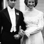 Prince and Princess of Kent on Wedding Day Photo C GETTY