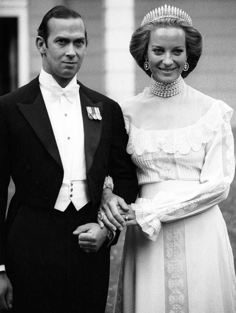 Prince Michael of Kent marries Baroness Marie-Christine von Reibnitz in Vienna, 30th June 1978. (Photo by John Downing/Getty Images)
