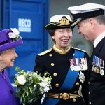 Princess Anne has carried out more engagements in the UK than any other royal Photo C GETTY