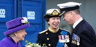 Princess Anne has carried out more engagements in the UK than any other royal Photo (C) GETTY