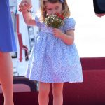 Princess Charlotte fans love the trend shes started Getty