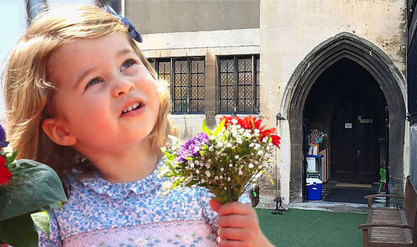 Princess Charlotte nursery emphasises kindness and gentle approach Photo (C) GETTY