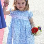 Princess Charlotte two is likely to receive a doll house this year according to a family friend
