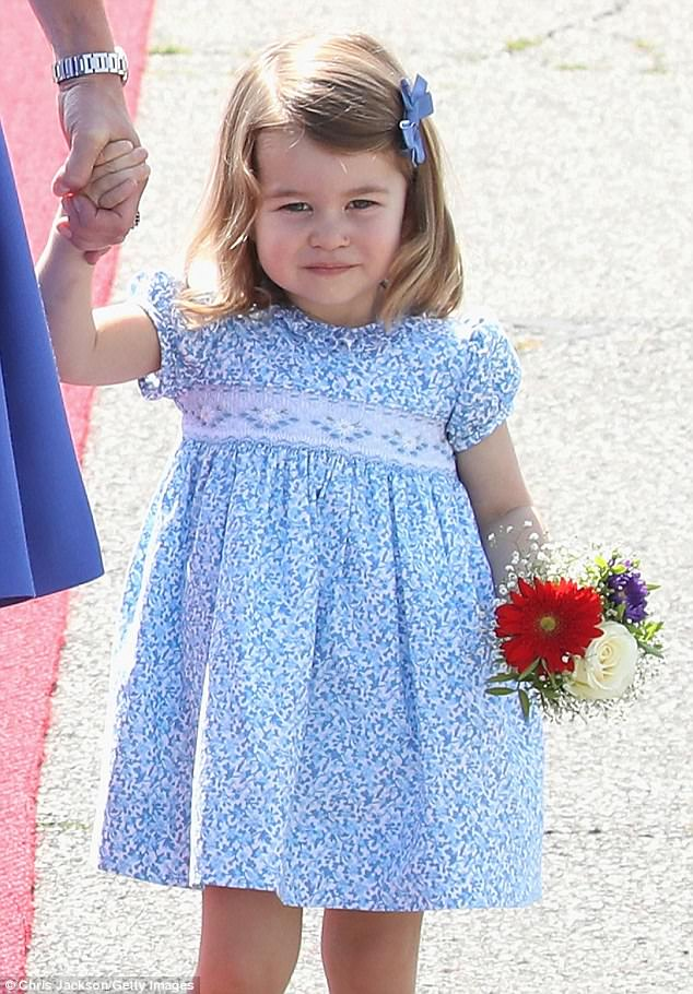 Prince George and Princess Charlotte will not be receiving gifts sent to them this Christmas by members of the public
