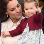 Princess Charlottes adorable outfits have boosted British baby clothing sales as fellow parents try and get their hands on her royal style Getty