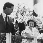 Princess Margaret and Peter Townsend' Photo C POPPER POPPERFOTO GETTY IMAGES