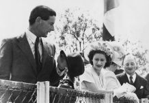 Princess Margaret and Peter Townsend' Photo (C) POPPER, POPPERFOTO GETTY IMAGES