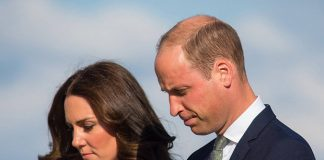 RARE Kate Middleton and Prince William in Poland earlier this year Photo (C) PA