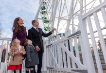 Revealed The Cambridges' fantasy Christmas trip to Dreamland Photo (C) GETTY