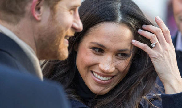 Royal wedding day off Harry and Meghan celebrations as wedding falls on a Saturday Photo (C) GETTY