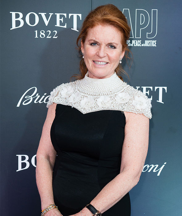 Sarah Ferguson was not invited to Prince William and Kate Middleton's wedding Photo (C) GETTY