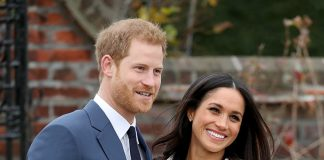 The Crowns Matt Smith has said he feels sorry for Meghan Markle Photo C GETTY