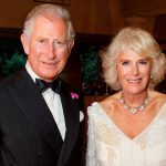 The Duke and Duchess of Cornwall also revealed their Christmas card on Monday