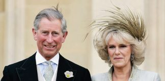 The Prince of Wales married Camilla Parker Bowles in 2005 Photo C GETTY