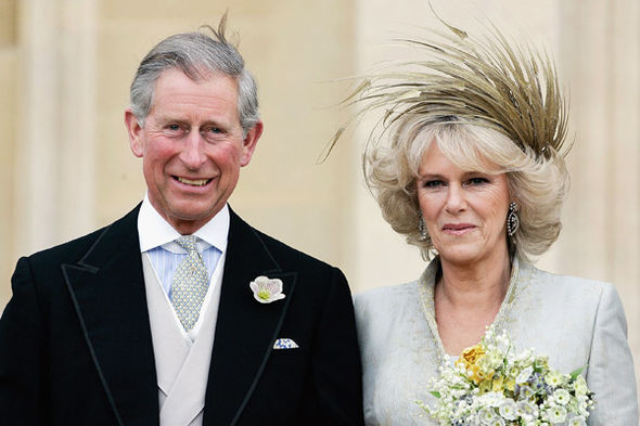 The Prince of Wales married Camilla Parker Bowles in 2005 Photo (C) GETTY