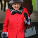The Queen missed the Christmas Day church service in 2016 Photo C GETTY