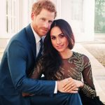 The couple will marry at St George's Chapel in Windsor next May. Credit Alexi Lubomirski