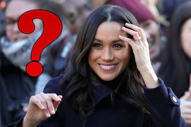 The unusual thing Meghan Markle always has to carry around with her Photo (C) GETTY