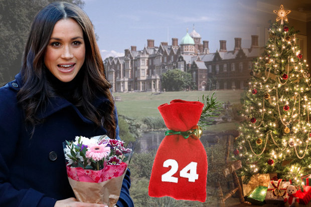This festive season will be very different to the norm for Meghan Photo (C) GETTY