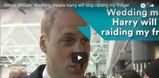 Wedding means Harry will stop raiding my fridge