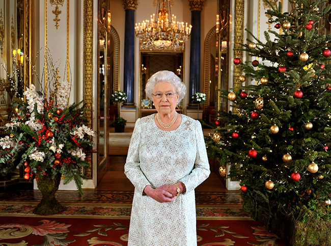 What do the royals eat on Christmas Day Their menu and traditions revealed... Photo (C) GETTY