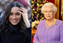 What will Meghan Markle give the Queen for Christmas Photo (C) GETTY