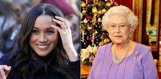 What will Meghan Markle give the Queen for Christmas Photo C GETTY