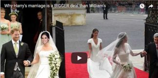 Why Harry's marriage is a BIGGER deal than William's