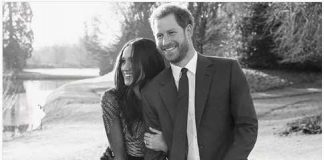 kensingtonroya lThank you so much for all of the wonderful comments following the release of Prince Harry and Ms. Meghan Markle's engagement photographs. Photo (C) INSTAGRAM