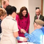 01 The Duchess of Cambridge as she visits the Positive Youth Foundation in Coventry Photo C PA