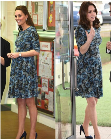 1 Catherine Duchess of Cambridge Third Pregnancy Photo C GETTY IMAGES