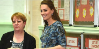Catherine Duchess of Cambridge Third Pregnancy Photo (C) GETTY IMAGES