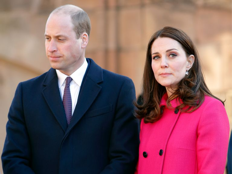 The Big Difference Between How Meghan Markle and Kate Middleton Have Their Photos Taken Photo (C) GETTY