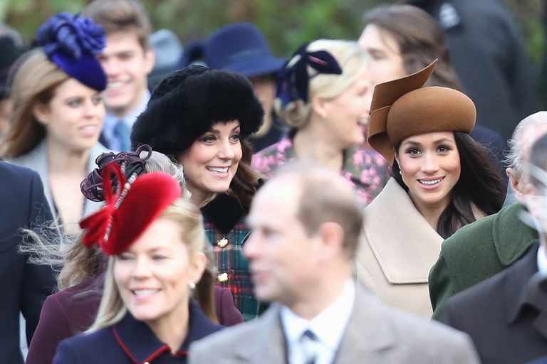 8 The Big Difference Between How Meghan Markle and Kate Middleton Have Their Photos Taken Photo C GETTY