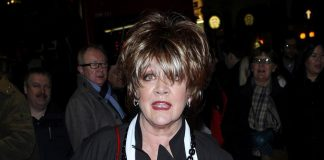 Amanda Barrie Photo (C) GETTY
