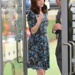 Catherine Duchess of Cambridge Third Pregnancy Photo C GETTY IMAGES