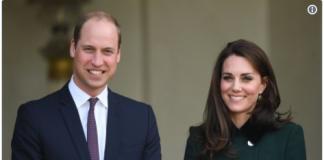 Catherine Duchess of Cambridge and Prince William Photo (C) Kensington Palace