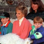 Diana asked Debbie to look at the young princes astrological charts Photo C GETTY