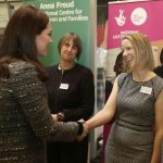 Duchess of Cambridge attends AFNCCF conference Photo C PA