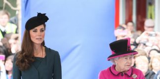 For officially royal business Kate opts for skirts and dresses Getty