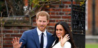 Harry has yet to meet Meghan's father Photo (C) GETTY IMAGES