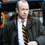 Henry Bolton is set to face a crunch meeting over his future as Ukip leader Photo C GETTY