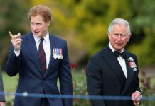 It's thought Prince Charles tried to take over the planning of the reception. Photo Getty Images