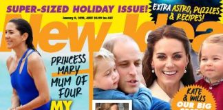 "Kate Middleton ""Twin Girls"" Claim Still NOT True Photo (C) NEW IDEA"