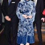Kate Middleton Takes Another High Fashion Risk and Skips Maternity Wear Again Photo C KATE MIDDLETON PA IMAGE SIPA