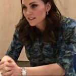 Kate Middleton has recycled a dress she wore while pregnant with Princess Charlotte Kensington Palace Twitter