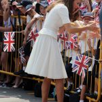 Kate Middleton will not wear her wedges if she is out with the Queen Getty