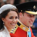 Kate Middleton wore the earrings when she married Wills Photo C GETTY