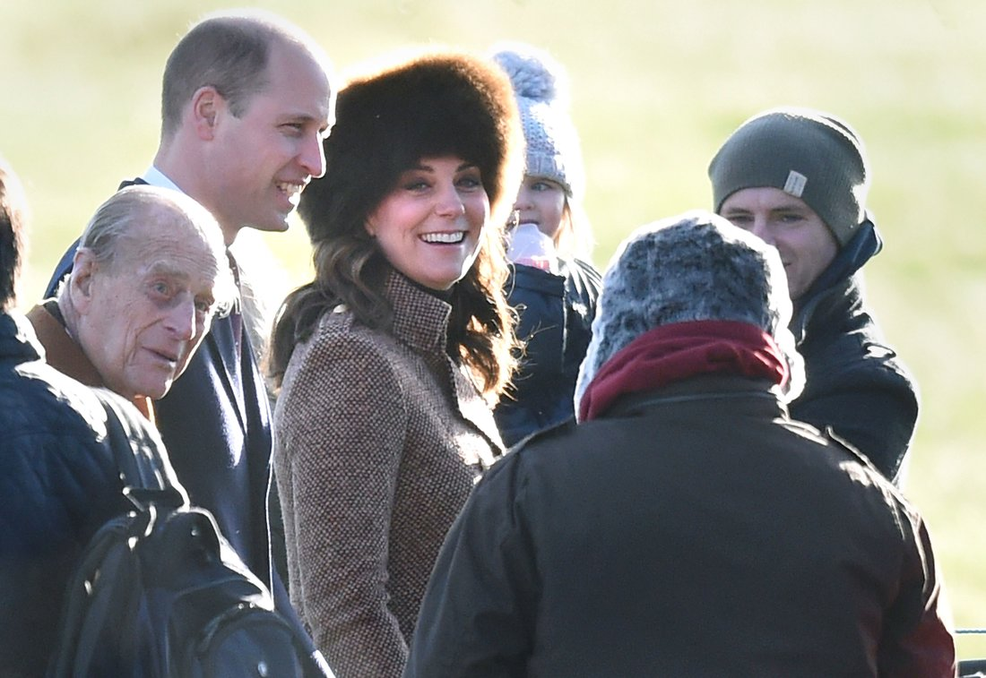 Catherine Duchess of Cambridge Photo (C) Joe Giddens, PA Images, Getty Images